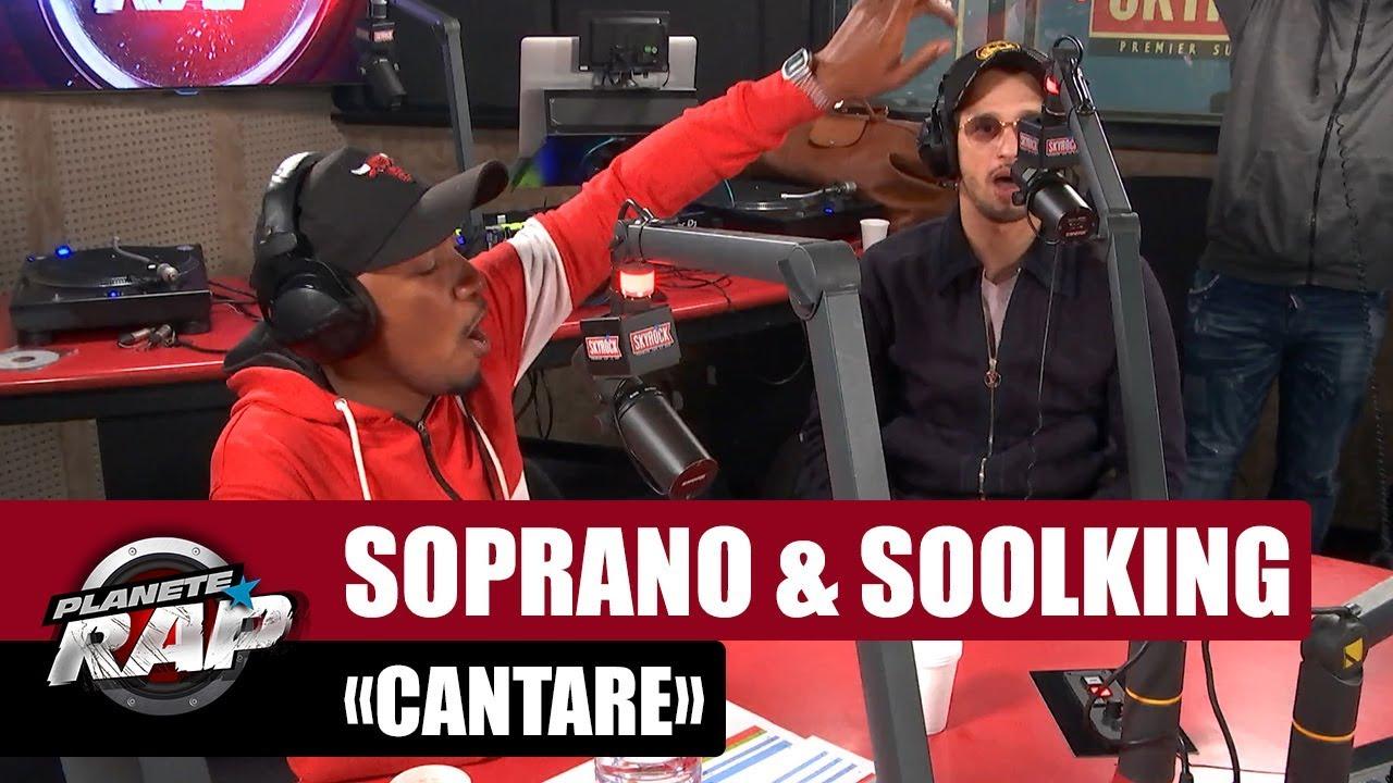 "Download Soprano ""Cantare"" ft Soolking #PlanèteRap"