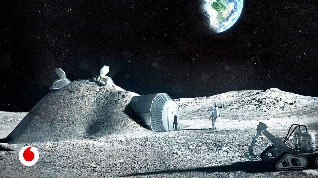 En el 2040 nacerá el primer humano en la Luna