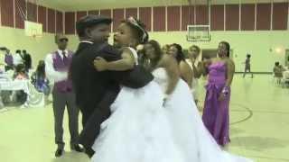Wedding of Mr. & Mrs. Martin Jenkins