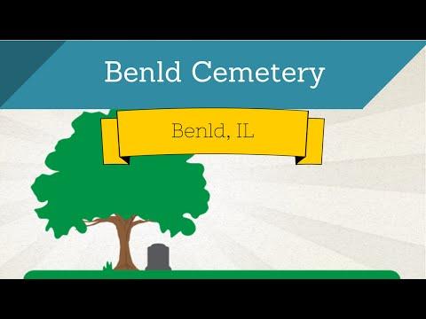 Benld Cemetery - Benld, IL - Video Documentary