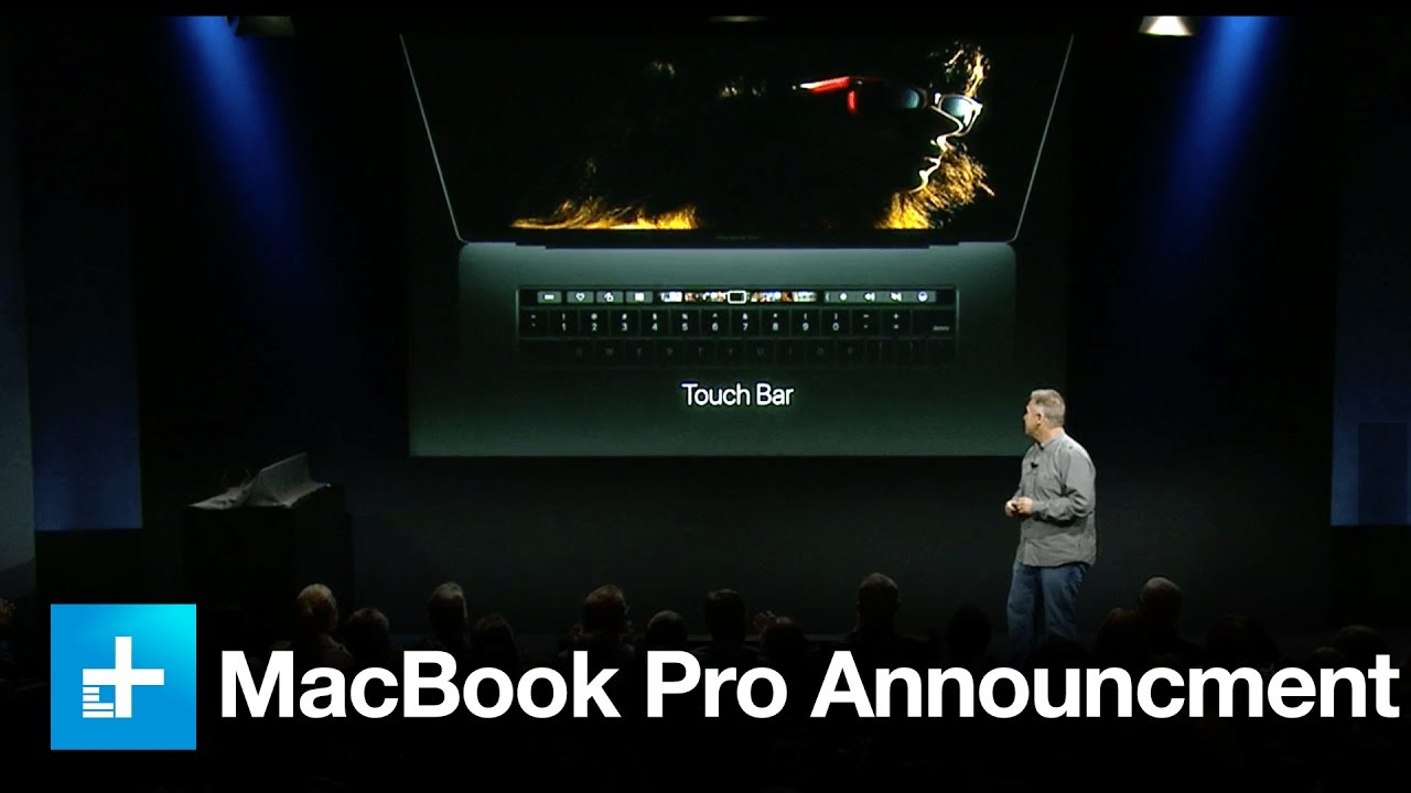 Apple releases the Macbook Pro it should have sold five years ago