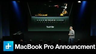 New Apple MacBook Pro - Full Announcement
