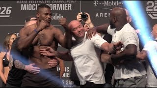 UFC 226 Ceremonial Weigh-Ins: Stipe Miocic vs Daniel Cormier  (FULL)
