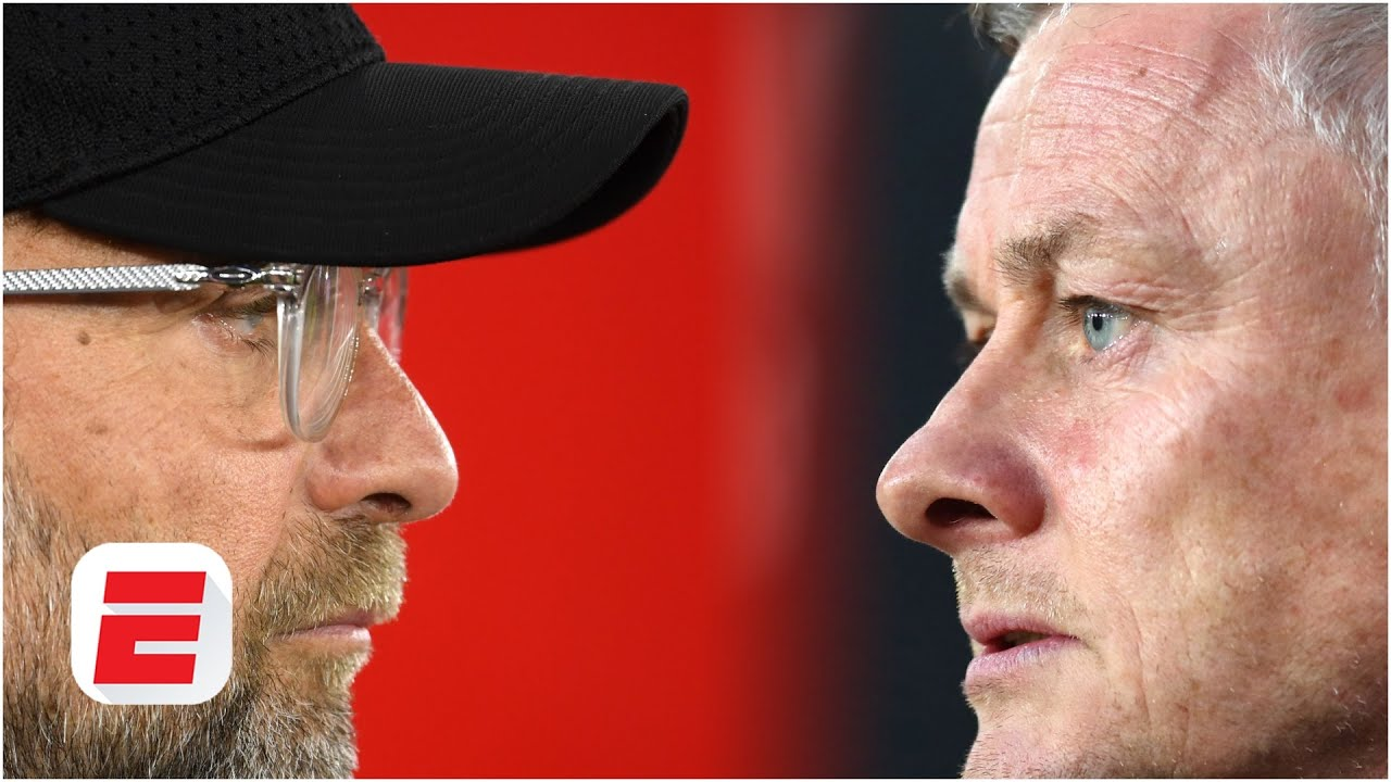 Liverpool v Man Utd: Anfield side could dominate like United did ...