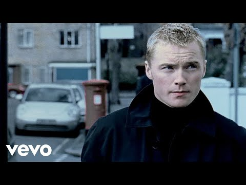 Клип Ronan Keating - If Tomorrow Never Comes