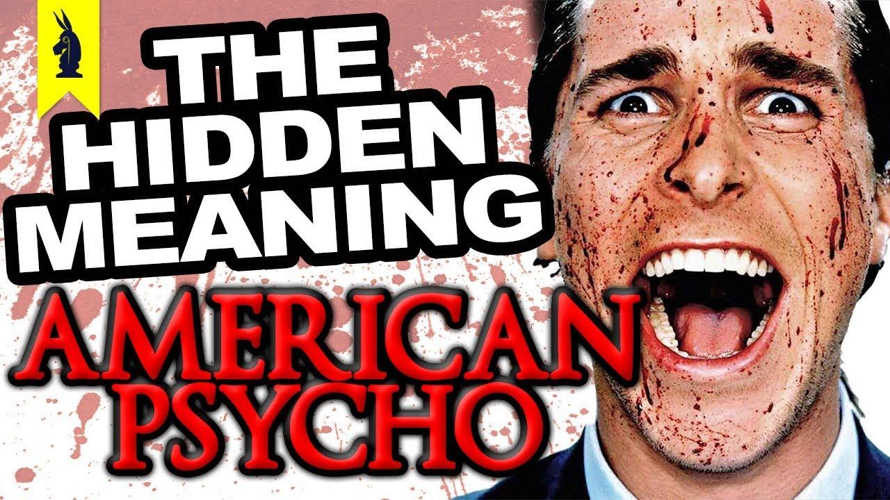 Hidden Meaning In American Psycho Earthling Cinema Youtube