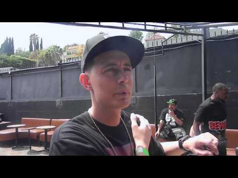 Organik Speaks About Dizaster, Daylyt and More