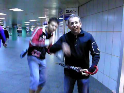 Mariottide e Billy Ballo live from Munchen Underground