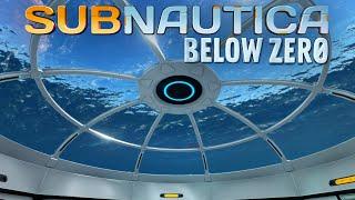 Subnautica Below Zero | Großer Raum - Glaskuppel und Wasserfiltermaschine | Gameplay thumbnail