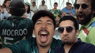 Pakistan Vs  South Africa | Mooroo | VLOG