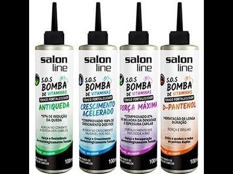 Tonico salon line sos bomba for a m xima por carina muniz for Salon line bomba