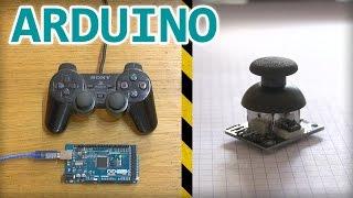 Joysticks sur Arduino - Vlog Bricolage #12