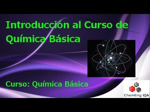 Curso de química analítica básica.