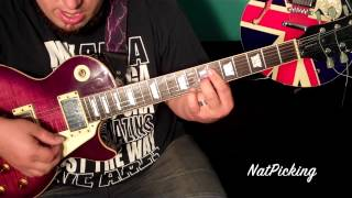 "Sons of Zion - ""Be My Lady"" *GUITAR LESSON*"