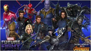 Experience the *BEST* Marvel Mobile Game on PC - Marvel Future Fight