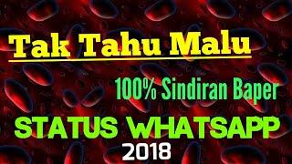 Pernah kau berjanji waktu kau mesage aku 100 sindiran baper 2018 Status Whatsapp