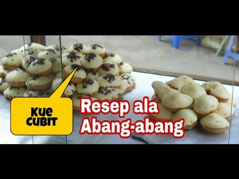 Resep Kue Cubit Abang-abang  Mang Uukk