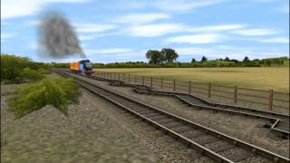 Thomas and Friends - Thomas Gets Bumped Trainz 2009 Remake