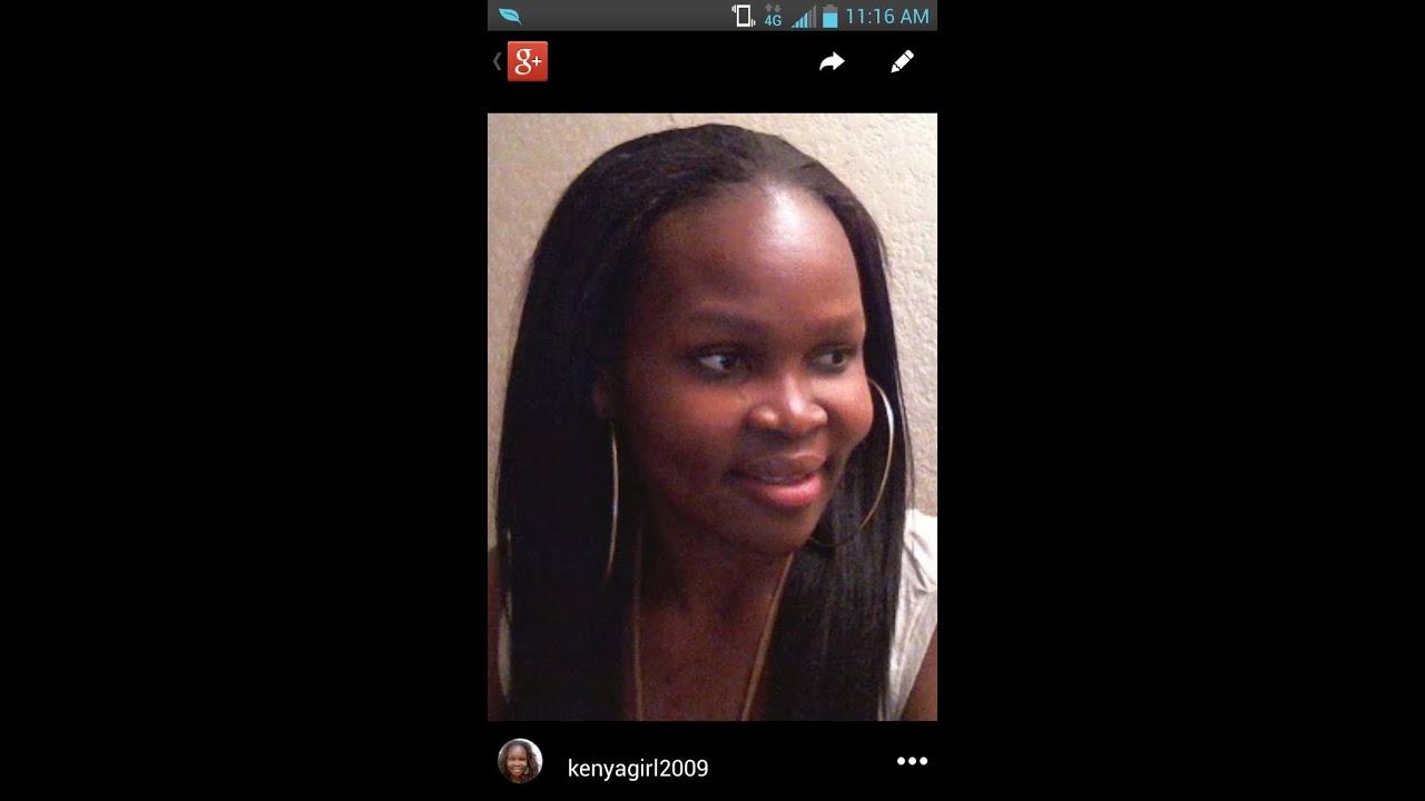 Tasha Yaky Human Hair Youtube