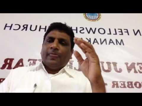 Pr.Philip Abraham Malayalam Christian Message  (Fruit of the Spirit)