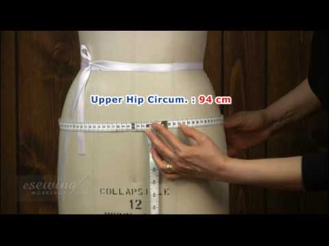 How to Measure For Bodice Block Pattern Making (Free Sample)