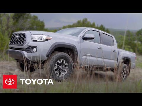 2020 Tacoma Specs and Walkaround | Toyota