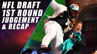 NFL Draft Results & Recap