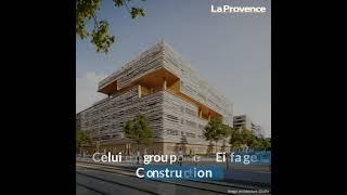 Marseille : la Cité scolaire dévoilée, ouvrira en 2024