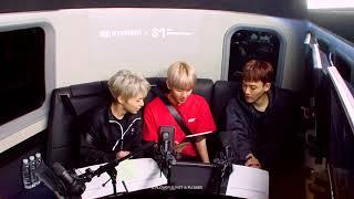 180412 첸백시 :: 저희가 왜 다람쥐예요?