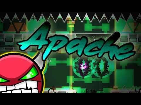 [Geometry dash 2.11] - 'Apache' by TheJosiahTurner (All Coins)