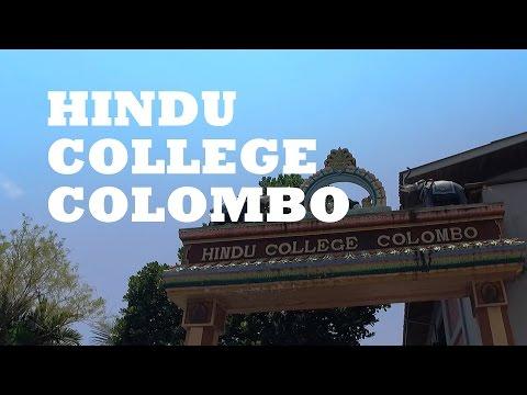Hindu College Colombo - Walking Tour [HD]