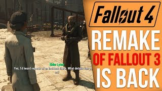 The Fallout 3 Remake Mod is BACK!