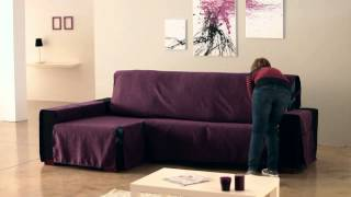 How To Install A Chaise Longue Cover