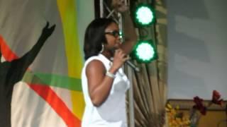 Angelique Klooster @Youth Connection 2013 - Designed to Worship Iglesia Resurekshon i Bida