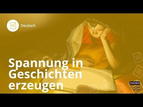 Spannung In Einer Geschichte Erzeugen - Deutsch | Duden Learnattack