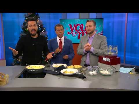 Chef Fabio Viviani's Homemade King Crab Ravioli Recipe