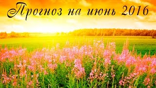 Прогноз на июнь 2016 год ясновидящей Елизаветы Лилеевой