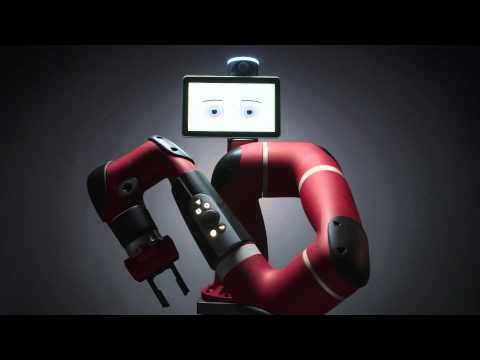 Sawyer - The Smart, Collaborative Robot from Rethink Robotics