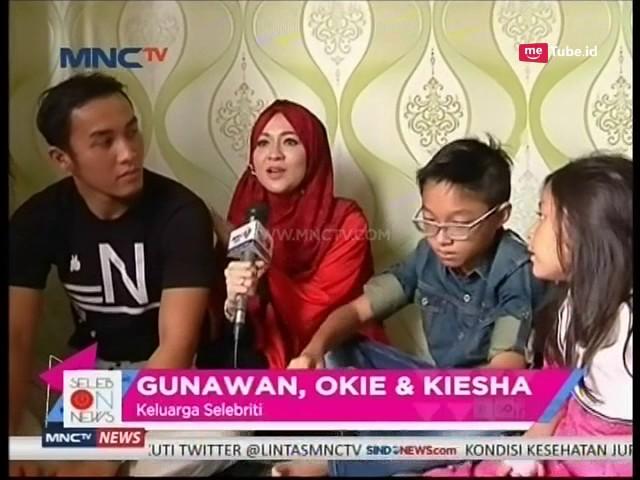 Kiesha Tempati Rumah Baru Bersama Ibu & Ayah Gunawan Gelar Syukuran - Seleb On News (8/5)
