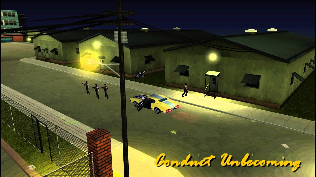 Grand Theft Auto Vice City Stories K Fps Ppsspp