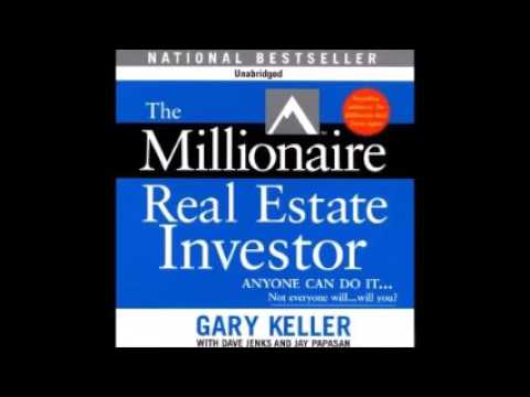 The Millionaire Real Estate Investor AUDIOBOOK