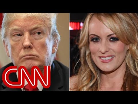 CNN's Brooke Baldwin: Trump essentially threatened Stormy Daniels