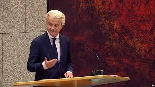 ★ Geert Wilders: ''We gaan je vermoorden, je hoofd eraf snijden..'' ★ 16-4-2019 HD