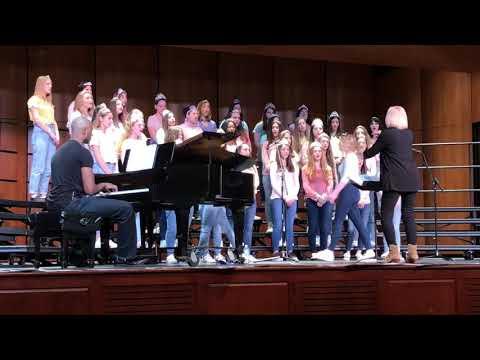James Caldwell High School Music Marathon 2019