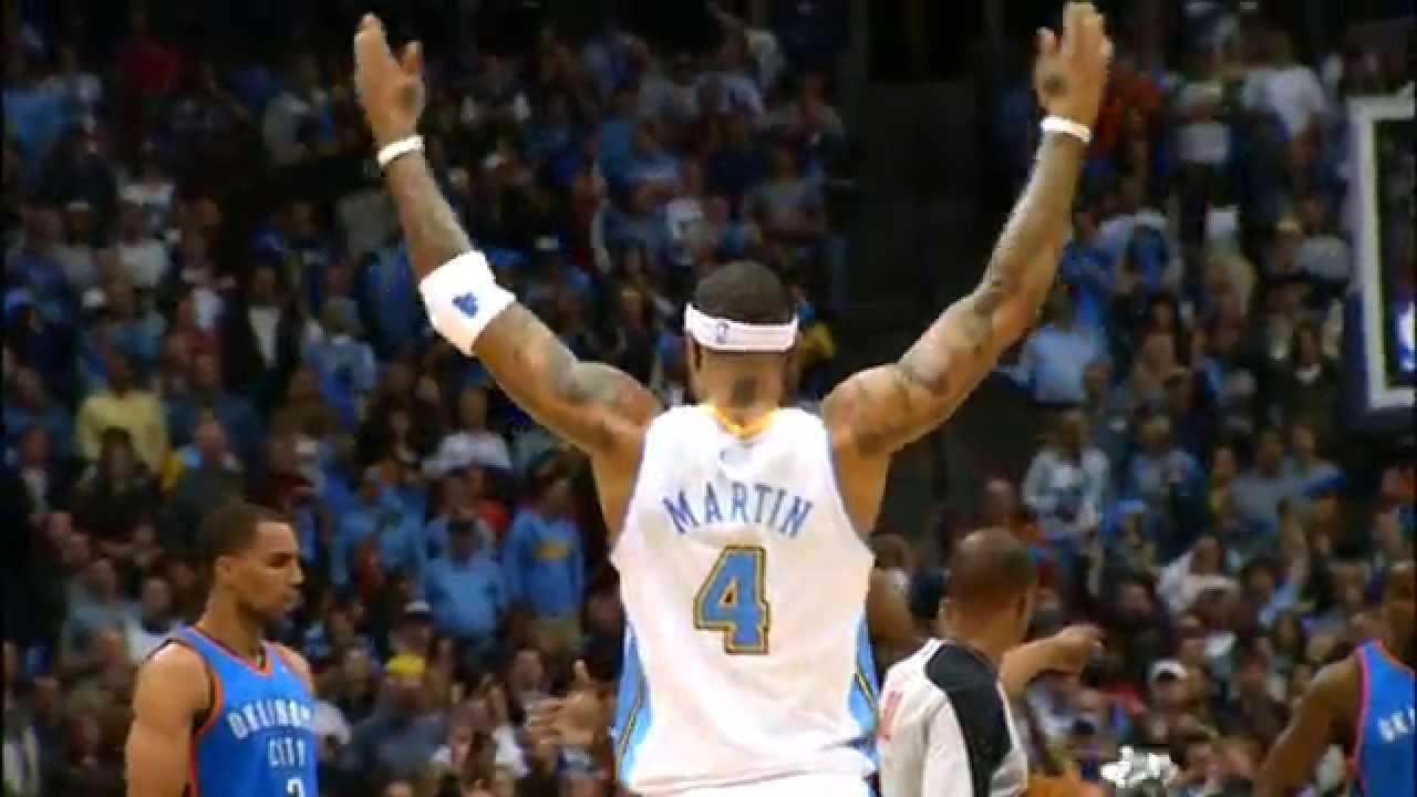 Kenyon Martin NBA Career Highlights