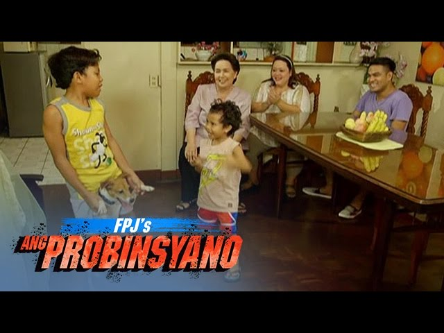 FPJ's Ang Probinsyano: Onyok and Makmak dance with Caryok