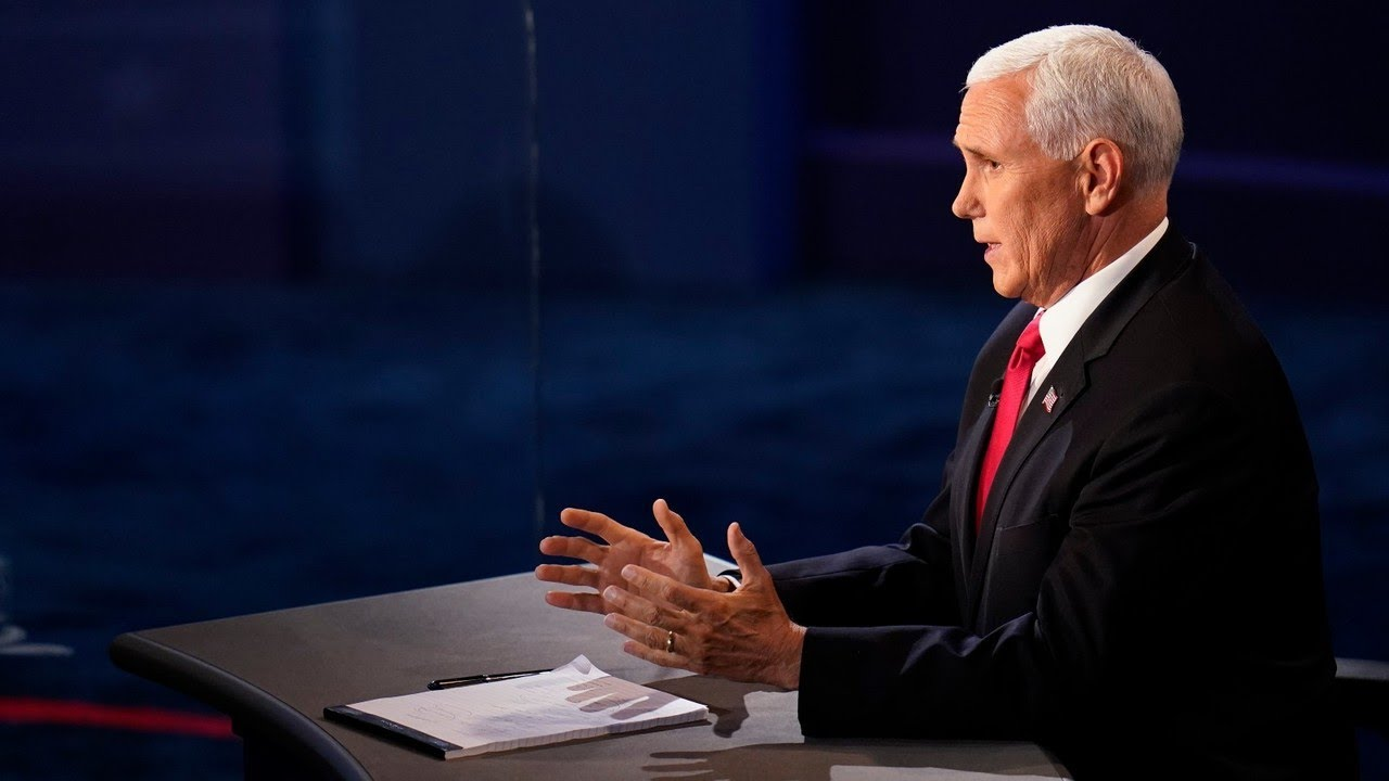 Mike Pence won the VP debate 'hands down'