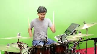 Mersal Arasan - Tamil Drum Cover