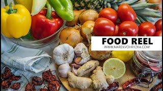 Food Reel - Marek Vohryzka