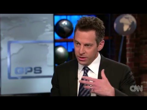 Sam Harris discusses with Fareed Zakaria about his latest comments on Islam being violent